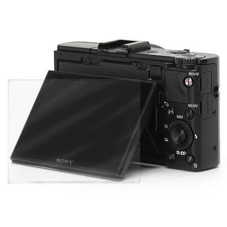 D&A Sony DSC-RX100 I/II/III 日本原膜HC螢幕保護貼(鏡面抗刮)