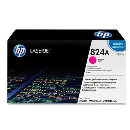 【HP】CB387A/824A 原廠紅色影像感光滾筒/感光鼔