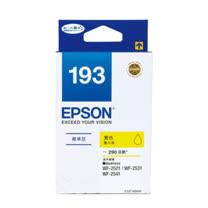 【EPSON】T193450 193 原廠黃色墨水匣