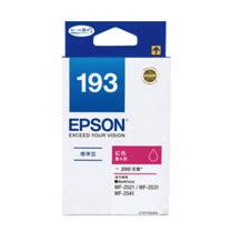 【EPSON】T193350 193 原廠紅色墨水匣