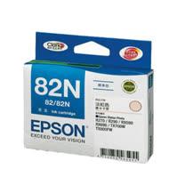 【EPSON】T112650 82N 原廠淡紅色墨水匣