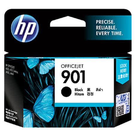 【HP】CC653AA/NO.901 原廠黑色墨水匣