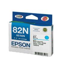 【EPSON】T112250 82N 原廠藍色墨水匣