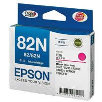 【EPSON】T112350 82N 原廠紅色墨水匣