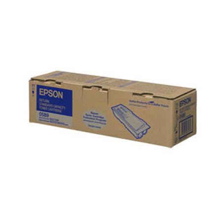 【EPSON】S050588 (M2410D/M2410DN//MX21DNF) 原廠黑色碳粉匣