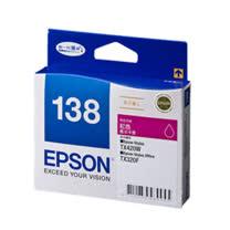 【EPSON】T138350 138 原廠紅色高印量墨水匣