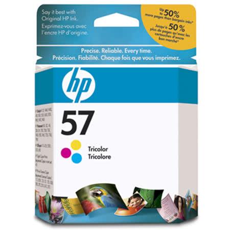 HP C6657AA NO.57 原廠彩色墨水匣