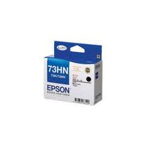 【EPSON】T104151 73HN 原廠黑色墨水匣 (雙包裝)