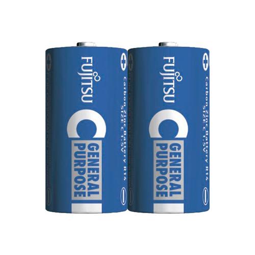 【SONY 索尼】2號 碳鋅電池/碳鋅乾電池/碳性電池 SUM2-nup2a (2入X8包)