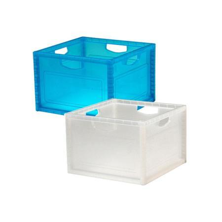 【樹德 SHUTER】KD-2638 巧拼收納箱/置物箱