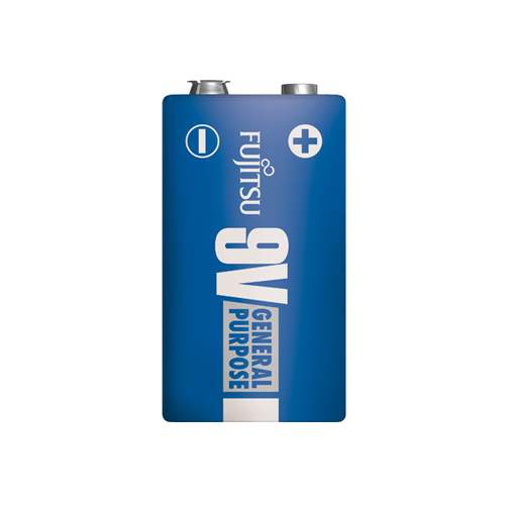 【SONY 索尼】9V 碳鋅電池/碳鋅乾電池/碳性電池  S006-P (8入)