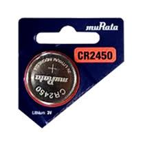 【SONY】CR2450  鈕扣電池/水銀鋰電池/手錶電池 3V (3入)