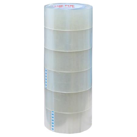 【地球牌 globe】透明膠帶/封箱膠帶 48mmx90M