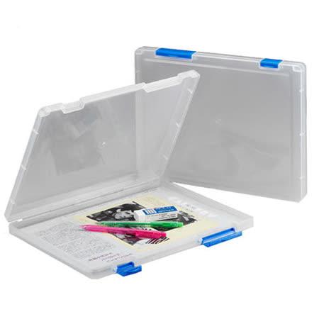 【雙鶖 FLYING】EC-1152 托斯卡爾輕鬆盒 A4 文件盒/公文盒