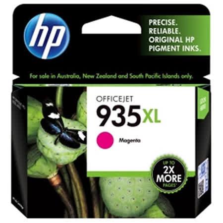 【HP】C2P25AA/NO.935XL 原廠高容量紅色墨水匣
