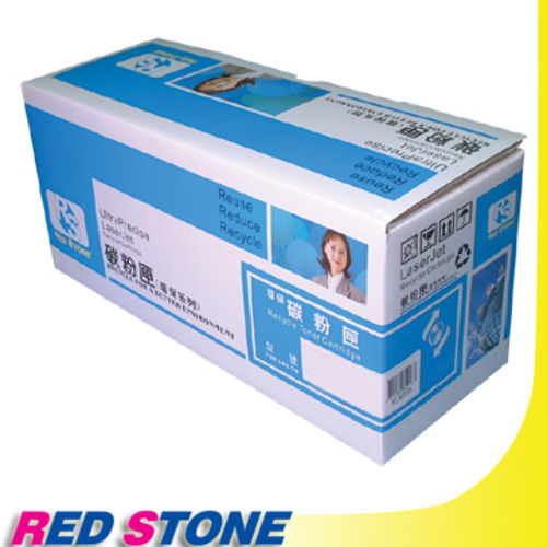 RED STONE for EPSON S050010環保碳粉匣^(黑色^)