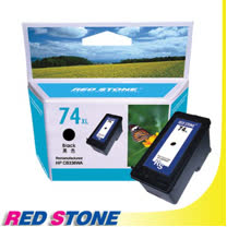 RED STONE for HP CB336WA環保墨水匣(黑色)NO.74XL