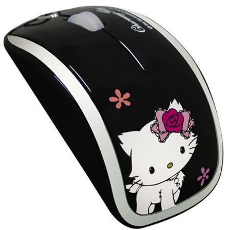 Charmmy Kitty 雷射滑鼠 (時尚黑)