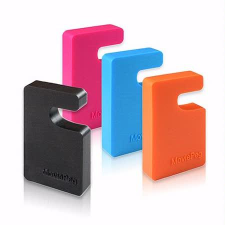 創意造型智慧型手機支撐架-4色入/組