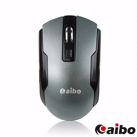 aibo S509 2.4G 三段DPI 無線光學滑鼠