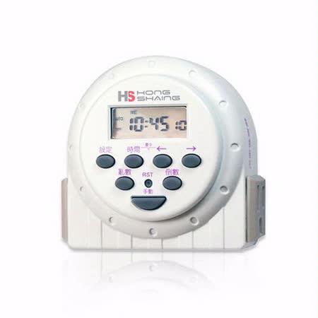 【2入組】第二代 多功能電子式雙插座定時器(定時+插座)