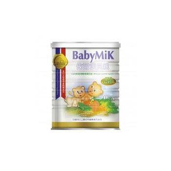 BabyMik佑爾康貝親 蔬菜麥精 450g(1罐)