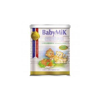 BabyMik佑爾康貝親 CBP南瓜米精 450g (1罐)