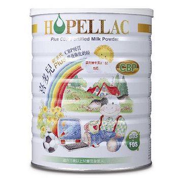 Hopellac喜多兒 新生代CBP優質營養強化奶粉 1600g(1罐)