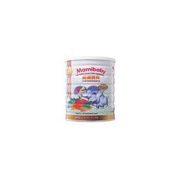 MamiBaby美滿寶貝 CBP蔬菜麥精 450g(1罐)