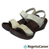 RegettaCanoe _(女款)CJLW-5501優雅樂步休閒鞋-象牙白