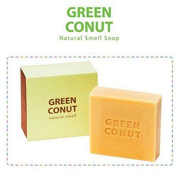 綠果無香天然手工皂 限量母乳皂 (盒裝)