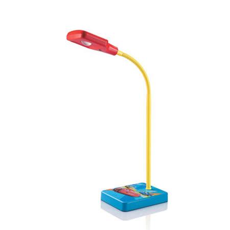 【飛利浦 PHILIPS】 迪士尼魔法燈-LED檯燈-汽車總動員 (71770/32)
