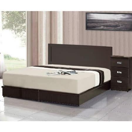【AGNES 艾格妮絲】悅愛臥室二件組合(床頭片+床底)兩色可選