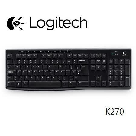 羅技K270無線鍵盤