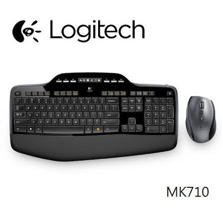 羅技MK710無線鍵盤滑鼠組