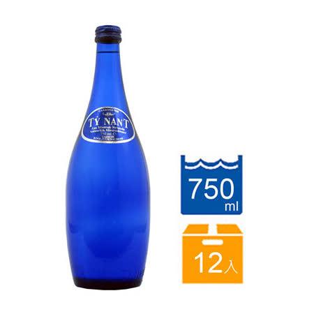 【TY NANT】緹朗氣泡礦泉水750ml(12入/箱)
