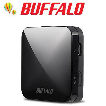 BUFFALO輕巧旅用無線基地台WMR-433