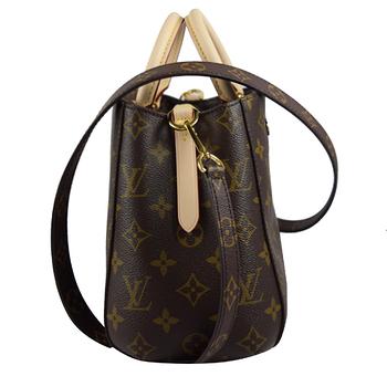 Louis Vuitton LV M41055 Montaigne BB 經典花紋兩用仕女包_現貨