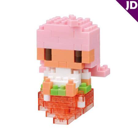 【Nano Block任選館】Hello Kitty系列 - 雙子星LALA與草莓 NBCC-021