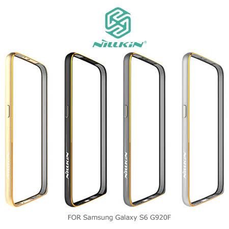 NILLKIN Samsung Galaxy S6 G920F 哥特金屬邊框