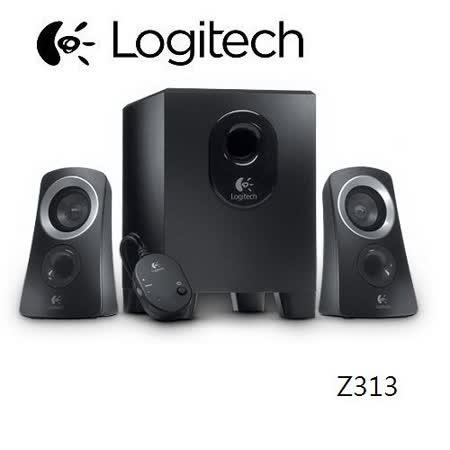 Logitech 羅技 Z313 2.1聲道音箱系統