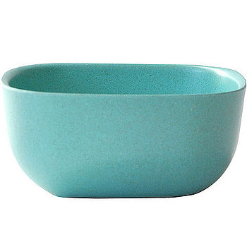 《BIOBU》Gusto餐碗(湖藍10cm)