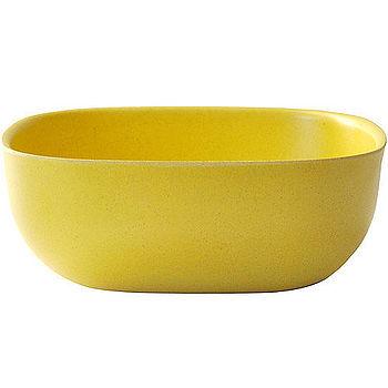 《BIOBU》Gusto餐碗(黃15cm)