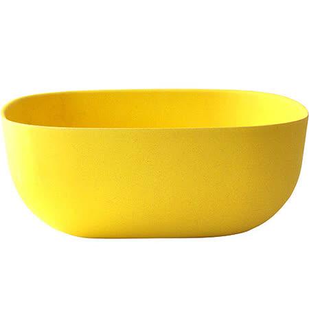 《BIOBU》Gusto湯碗(黃20cm)