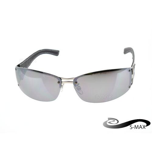 新上市✹ 送眼鏡盒【S-MAX專業代理品牌 】經濟部CNS檢驗合格 抗UV400 防爆 皮革腳 太陽眼鏡 附眼鏡盒