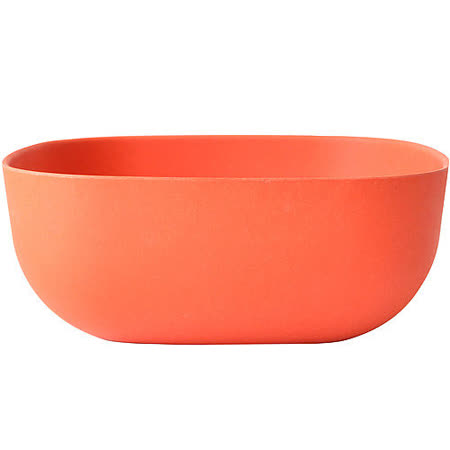 《BIOBU》Gusto沙拉深湯碗(橘28cm)