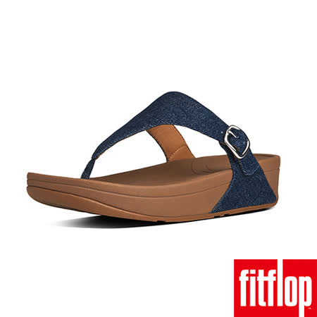 FitFlop™-(女款)THE SKINNY™ CANVAS(靛藍)