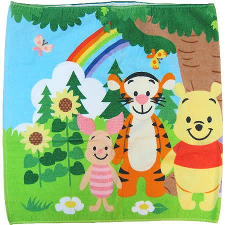 【波克貓哈日網】迪士尼系列浴巾◇小熊維尼家族◇《60 x 115cm》