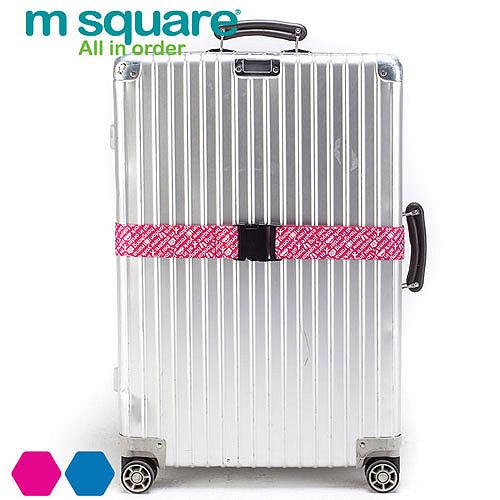 M Square 插扣行李帶
