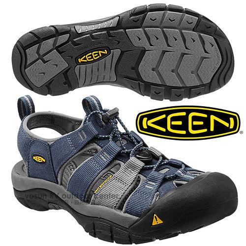 ~美國 KEEN ~男 NEWPORT H2 護趾涼鞋透氣.快乾.登山.健行.水陸兩用鞋.